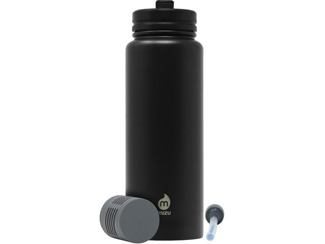 MIZU M15 360 Adventure Kit Bidón 1500ml, negro